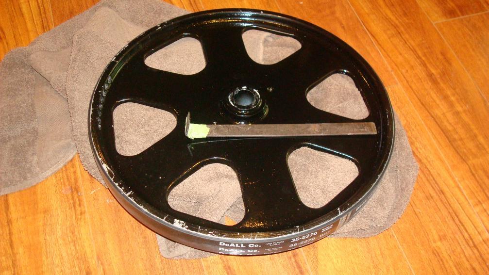 12 Bandsaw Tires