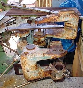 Acid Rust Removal