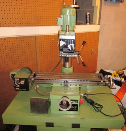 EMCO FB2 Milling Machine  SE Michigan