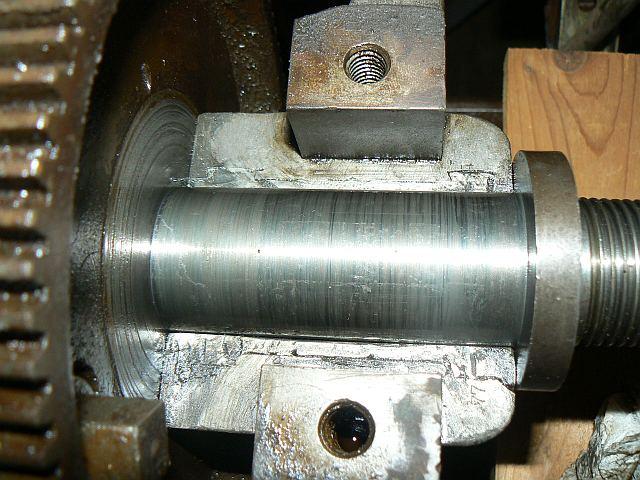 Seeking advice on removing spindle bearings on vintage