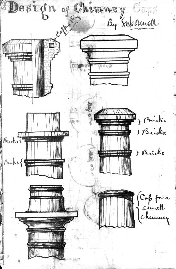 1860 Drawing book from Glasgow
