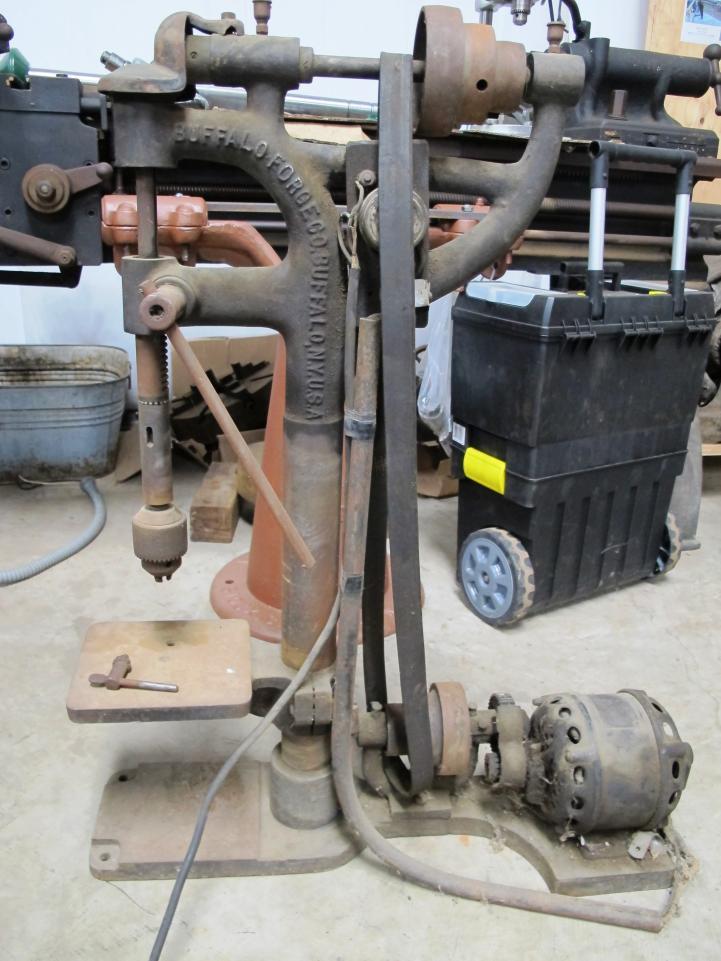 Antique Drill Press Craigslist