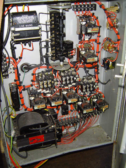 3 Phase Control Transformer Wiring Diagram Hlv H Low Speed Problems