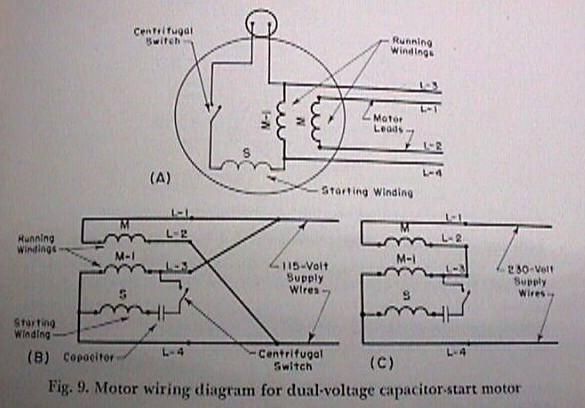baldor 115 volt motor wiring diagram  rzt cub cadet wiring