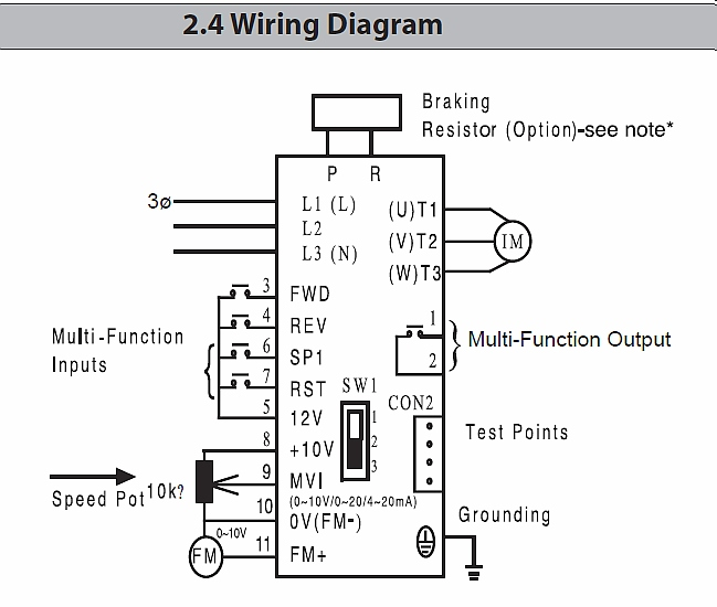 Variable Frequency Drive Vfd Schematic Symbol Compressor