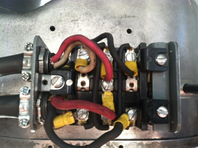 Bridgeport 2hp Westinghouse Drum Switch Wiring Help