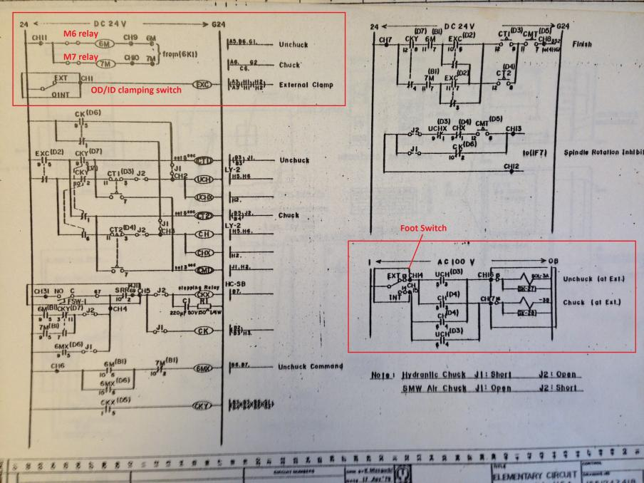 db9 wiring diagram 2 phase electrical anyone bar pulling with a fanuc 6t?