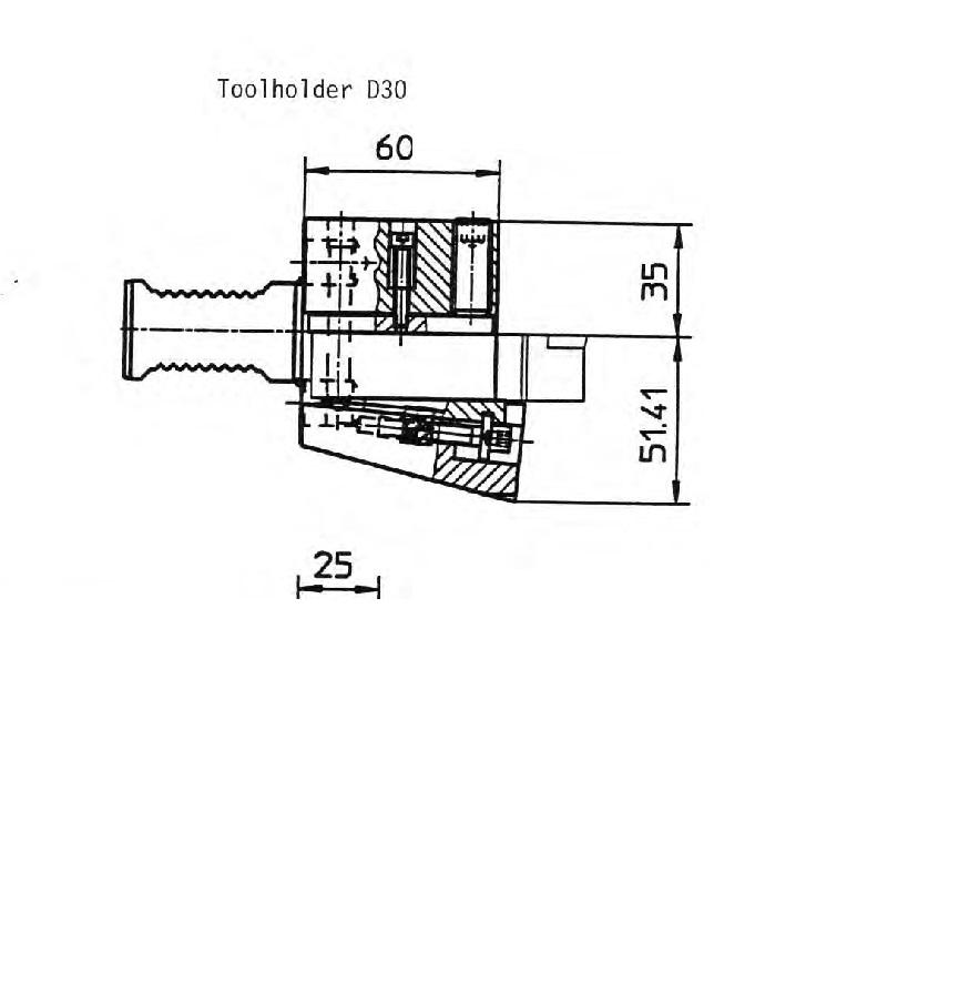 CNC Lathe Tool Height Setting