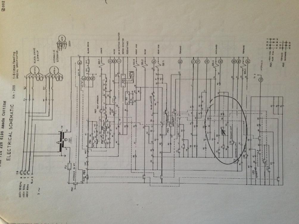 General Navigation Wiring Diagram