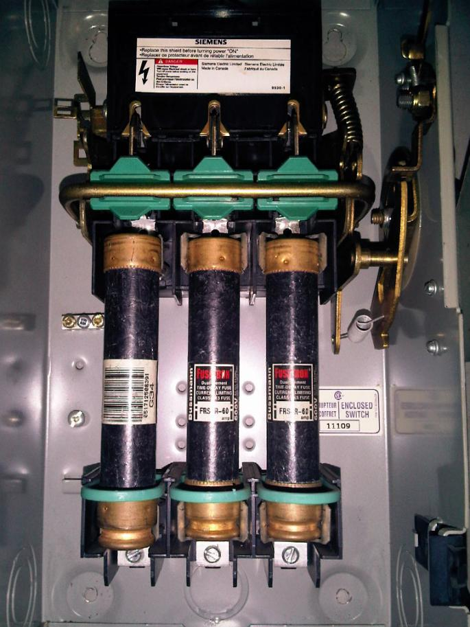 Wiring A 45kva Step Down Transformer