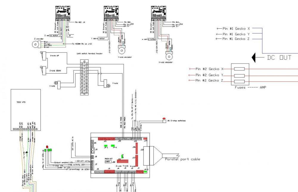 medium resolution of old cnc machine retrofit success stories page 2 tree cnc mill wiring diagram