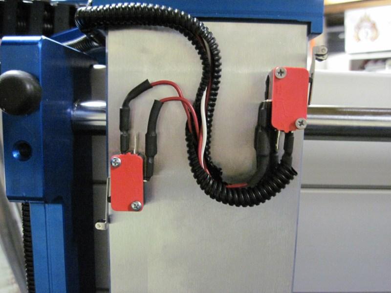 Wiring Cnc Limit Switch