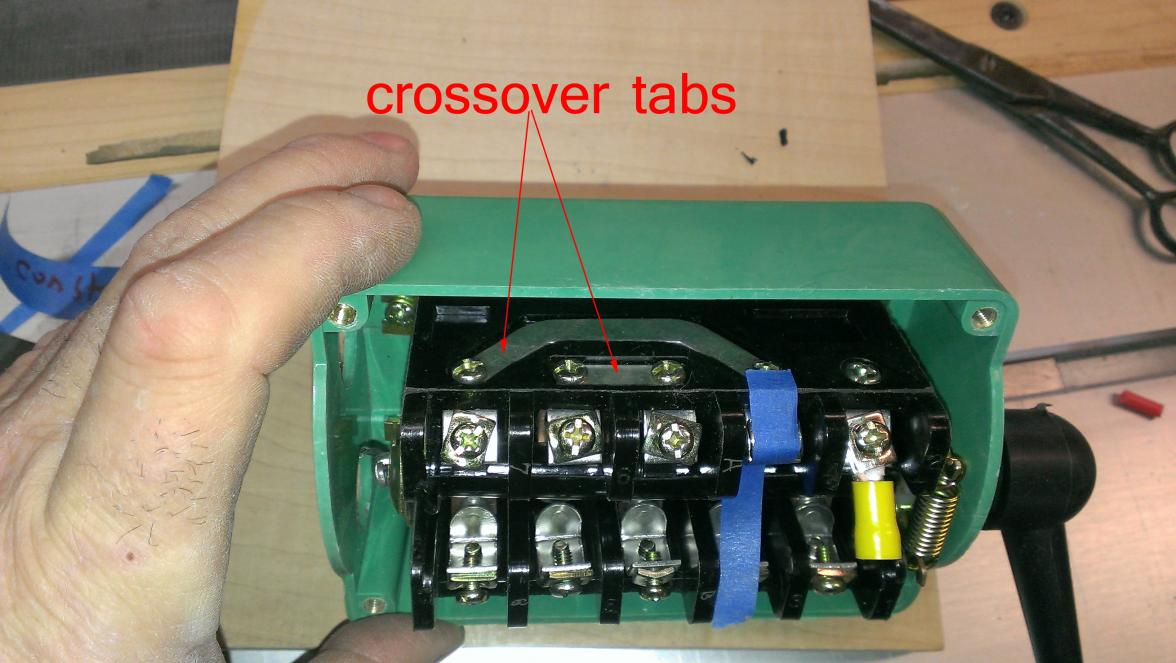 reversing starter wiring diagram key switch 3 phase drum help requested crossover tabs 02 jpg