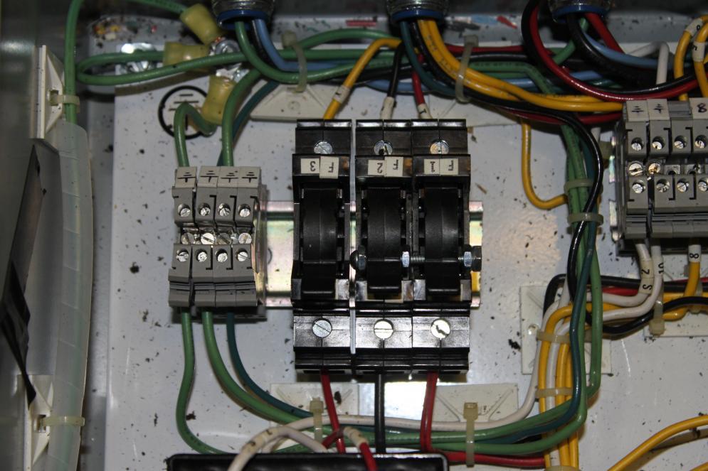 Thread Lathe Wiring Help