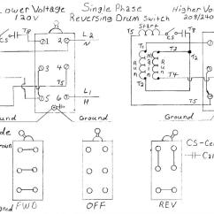 Drum Switch Single Phase Motor Wiring Diagram Rj45 To Bt Plug Help Needed Baldor 5 Hp Cutler Hammer Sw Jpg