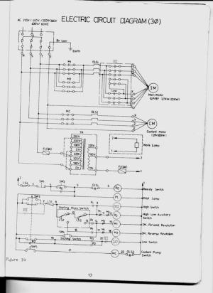 SBL 400 southbend electrical wiring diagram