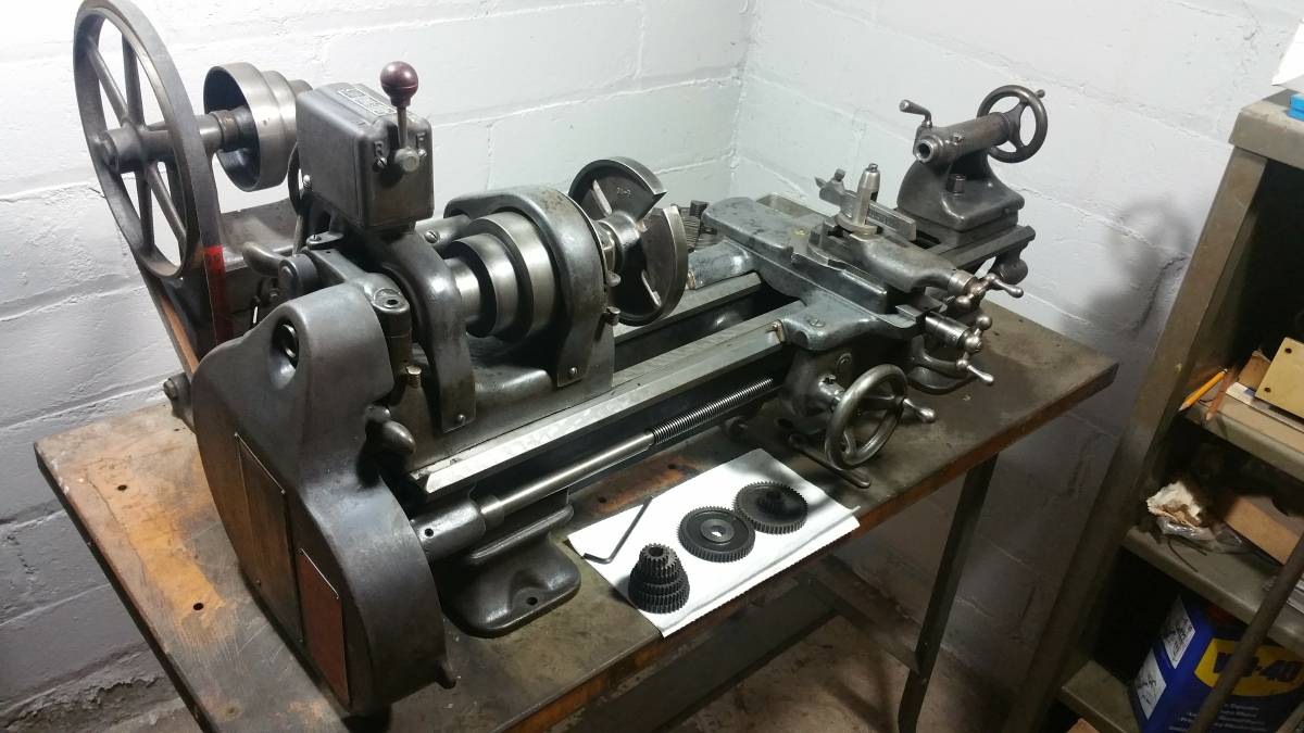 South Bend 9 Inch Lathe For Sale
