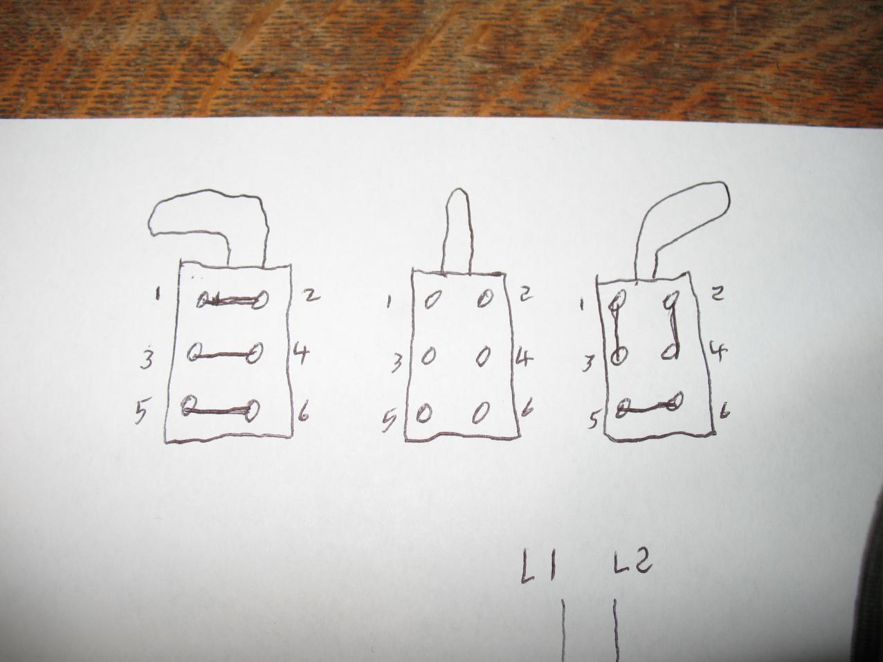 furnas drum switch wiring diagram 277 volt need some help my new century c311 and a r1