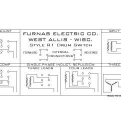 Forward Reverse Single Phase Motor Wiring Diagram Solar Street Light Help Furnas Style Drum Switch To 9