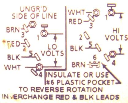 forward reverse switch wiring diagram 1985 fleetwood motorhome another motor question
