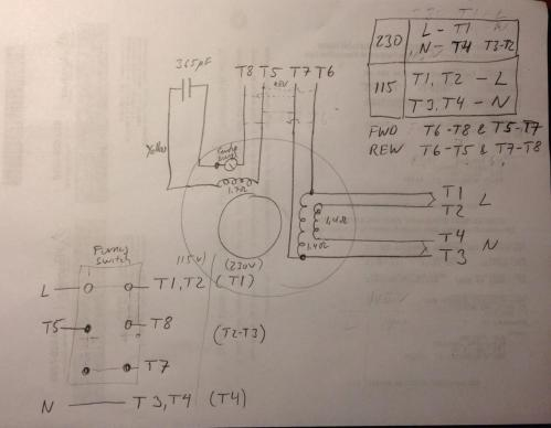 small resolution of fs original motor for 10 heavy 3 4 hp wiring diagram for 8 lead dumore for ref