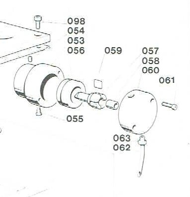 Graziano 12S Headstock Oiling System