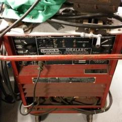 Idealarc Welder Diagram Pioneer Stereo Integrated Amplifier A 443 Wiring Garage For Toyskids Co Lincoln 250 35 Mig Outlet