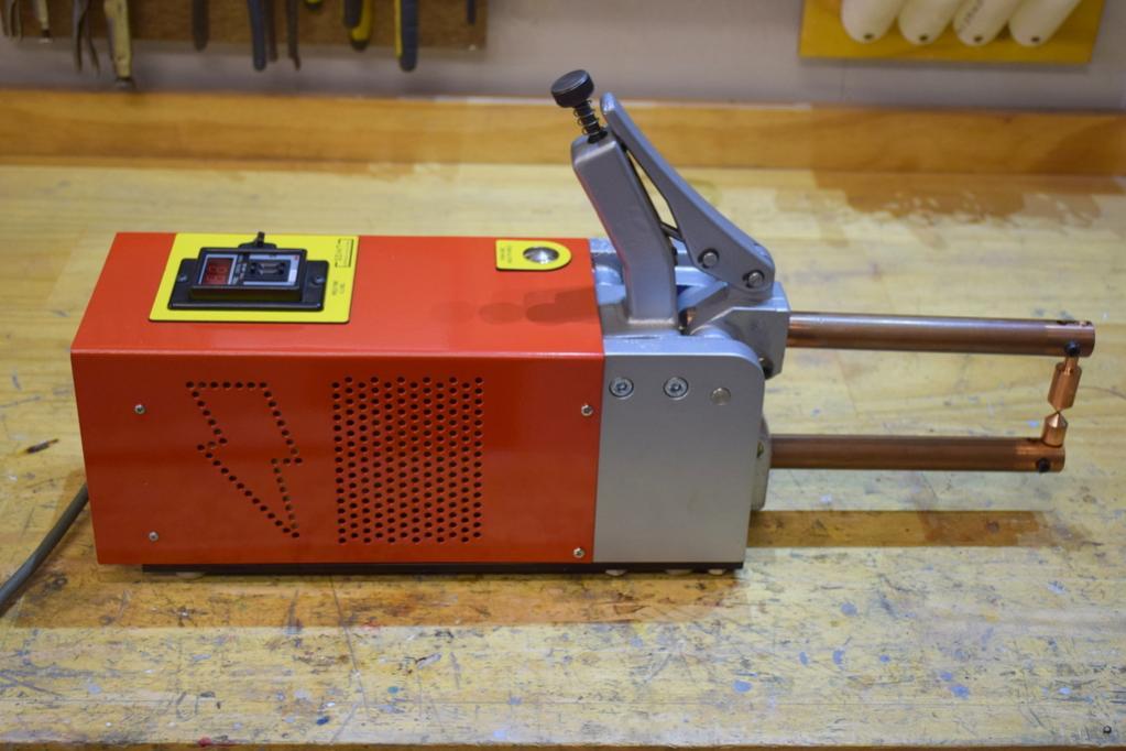 Welder Spot Homemade Pack Battery