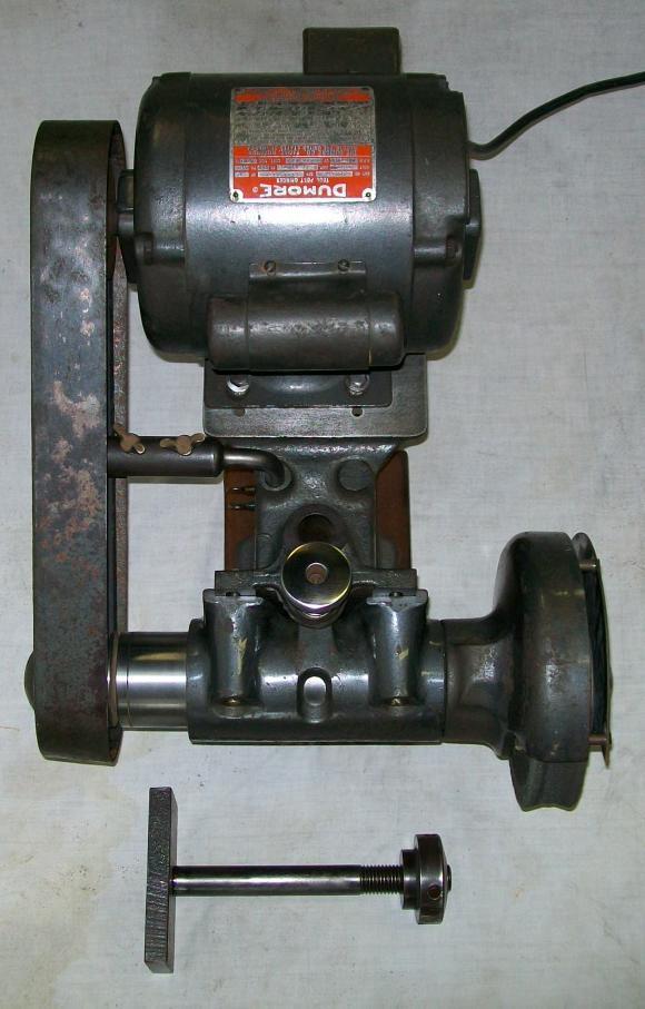 Dumore Tool Post Grinder 1hp