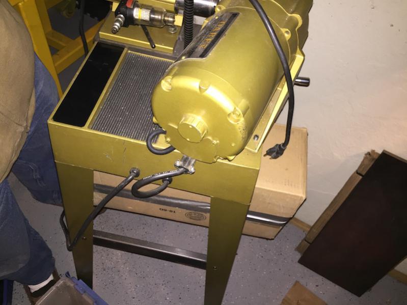 Darex E90 End Mill Sharpener
