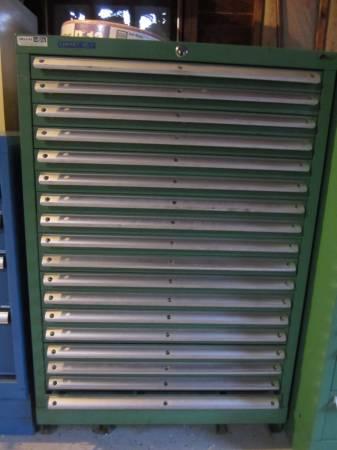 Green SC Wide Lista Cabinets Regular Depth for Sale in