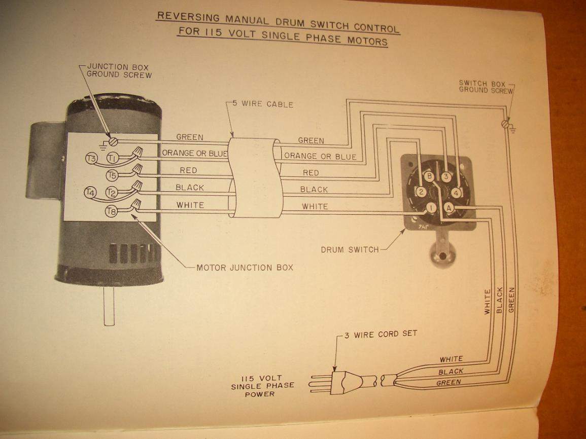 wiring diagram for 3 phase motor 2002 ford mustang engine f/s rockwell milling machine owner/parts manual with