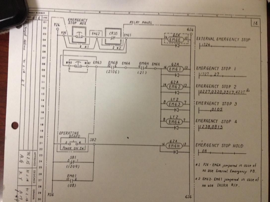 cpu wiring diagram pupil size alarm 15 system malfunction