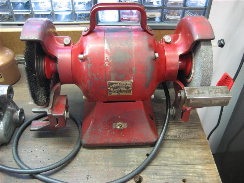 Bench Grinder Made In Usa