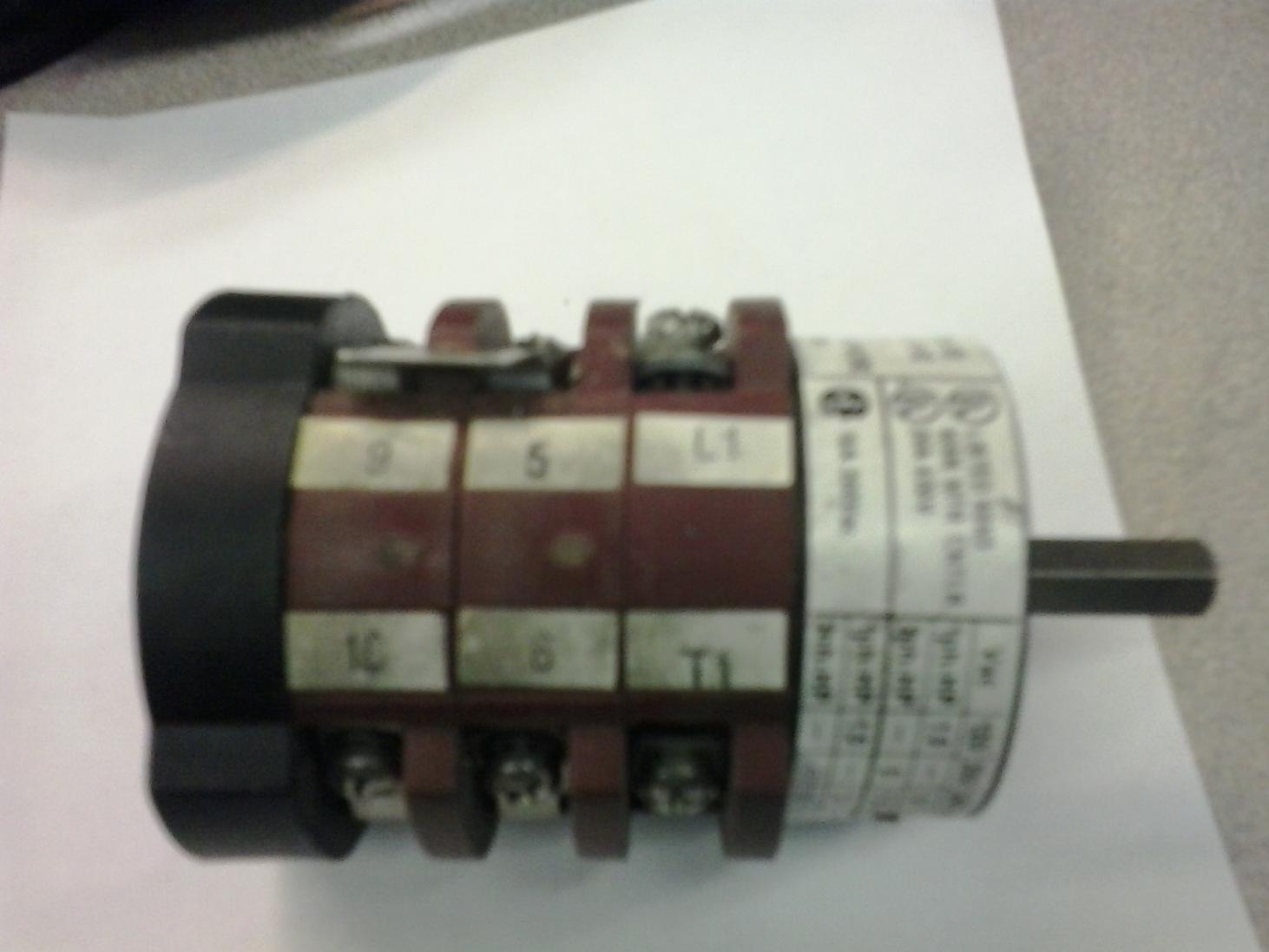reversing drum switch wiring diagram desert hawk a bridgeport with new