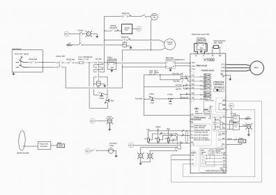Yaskawa V1000 Wiring Diagram : 28 Wiring Diagram Images