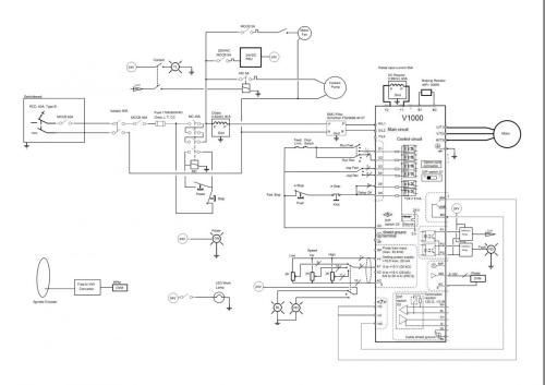 small resolution of plc vfd wiring diagram