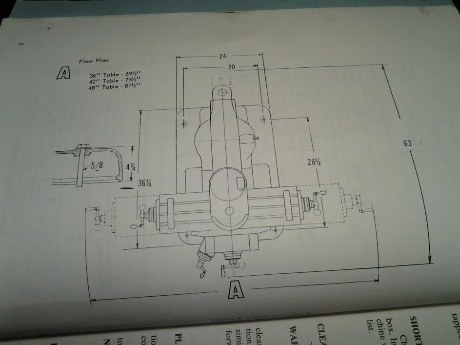 Thread Bridgeport Series I Motor Wiring