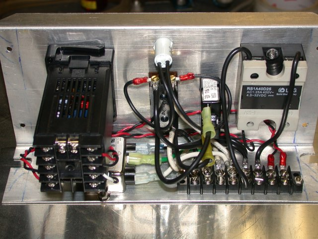 solid state relay wiring diagram t8 fluorescent light fixture for 2 ballast mechanical vs heat treat furnace?