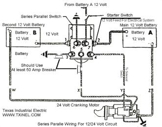 149969 ot detroit diesel starter question relay_1119845_wiring?resize\=331%2C259 john deere 4020 wiring diagram 12v conversion john deere d wiring john deere 4020 24v to 12v conversion wiring diagram at fashall.co
