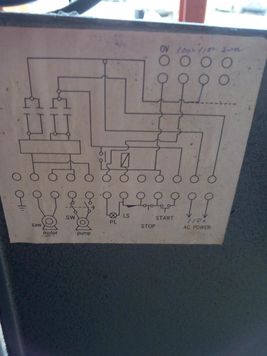 medium resolution of jet band saw wiring diagram wiring diagram review band saw wiring diagram