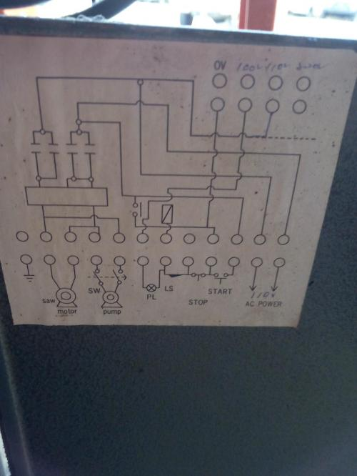 small resolution of jet band saw wiring diagram wiring diagram review band saw wiring diagram
