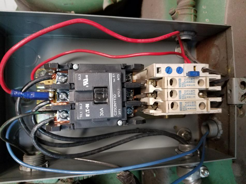 Relay Switch Troubleshooting