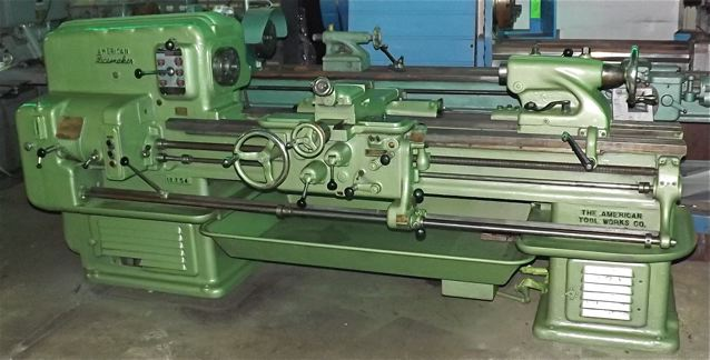 American Machine And Tool Company Lathe