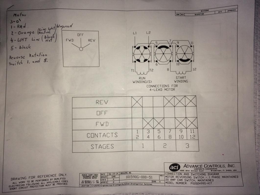 furnas drum switch wiring diagram skeletal foot aci repair scheme