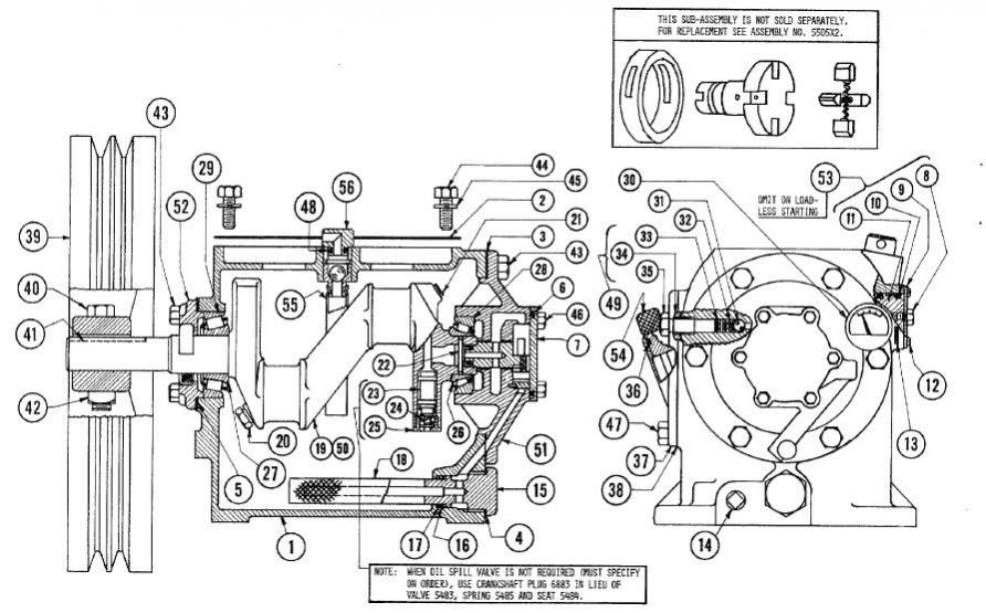 Devilbiss Air Compressor Wiring Diagram DeVilbiss Air