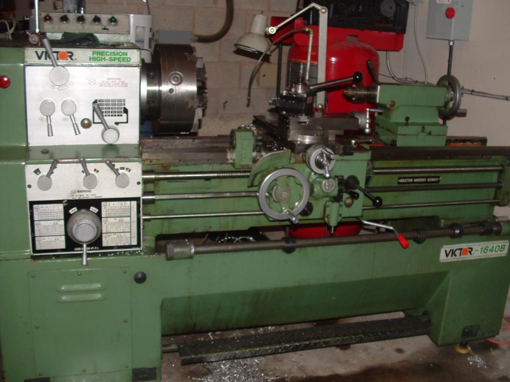 Victor Lathe Review