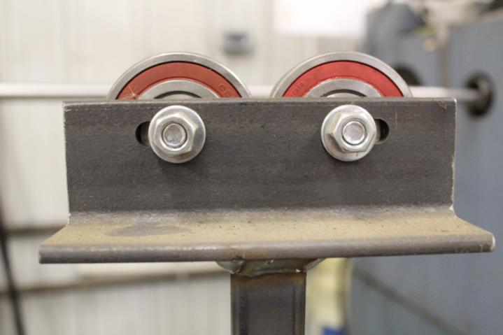 Long Parts On A Short Lathe