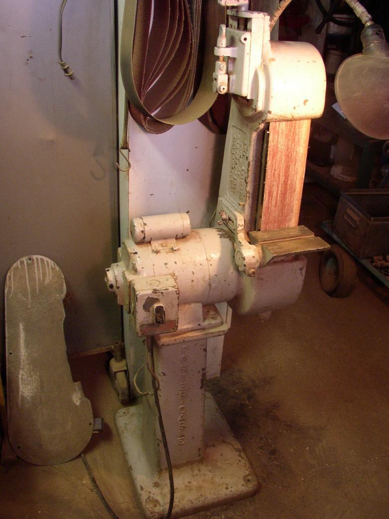 Bench Grinder Vs Belt Disk Sander