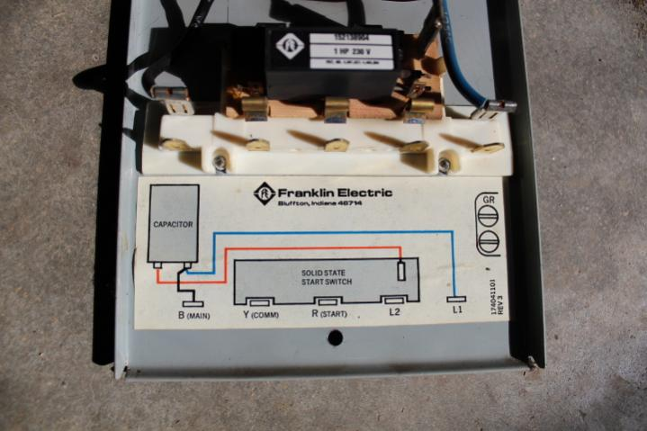 Pump Control Box Wiring Diagram On 3 Wire Submersible Well Pump